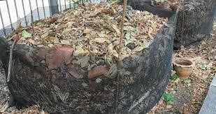 Add Dry Leaves And Other Debris